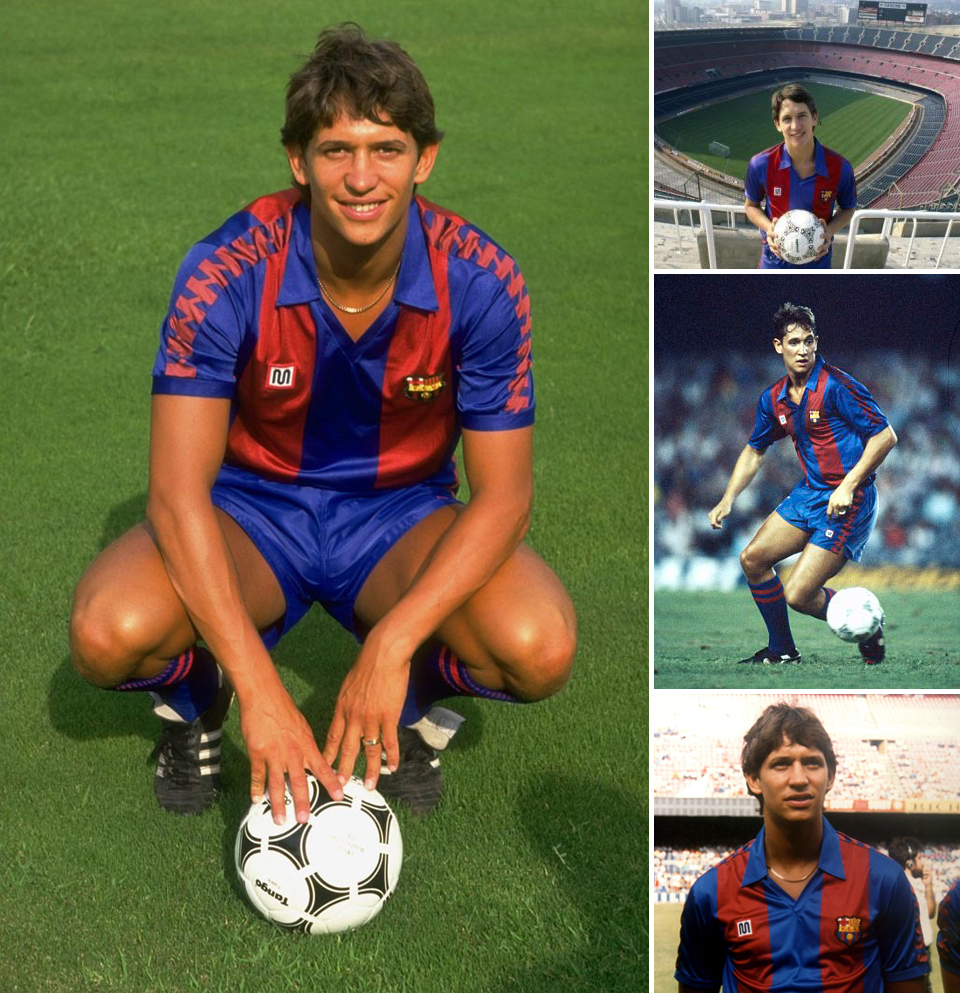 86 lineker montage