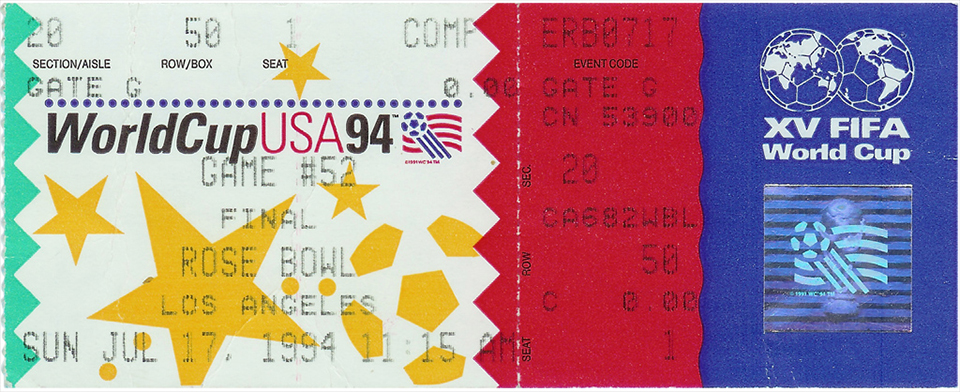 94 final ticket