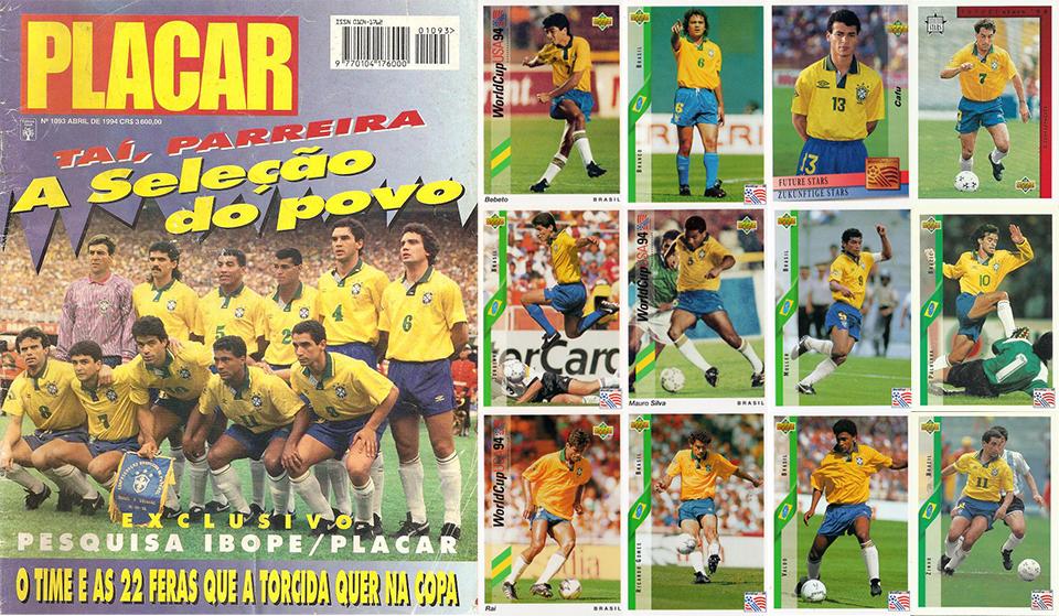 brasil 93 placar