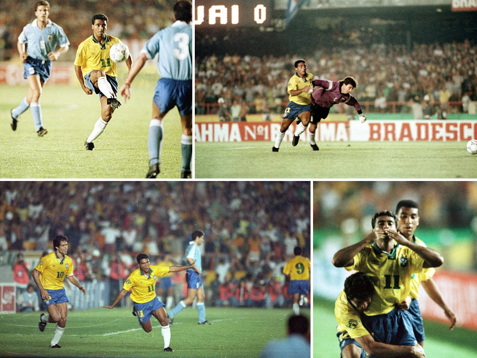 brasil 93 romario