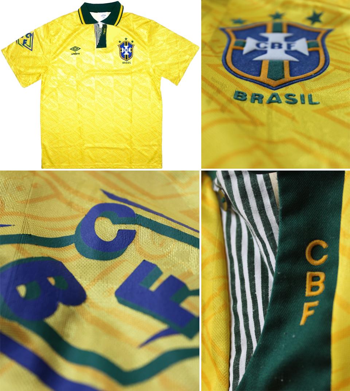 brasil 93 shirt