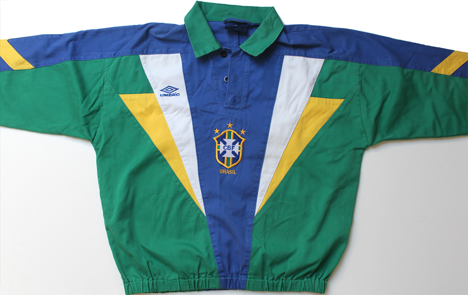 brasil 93 training top