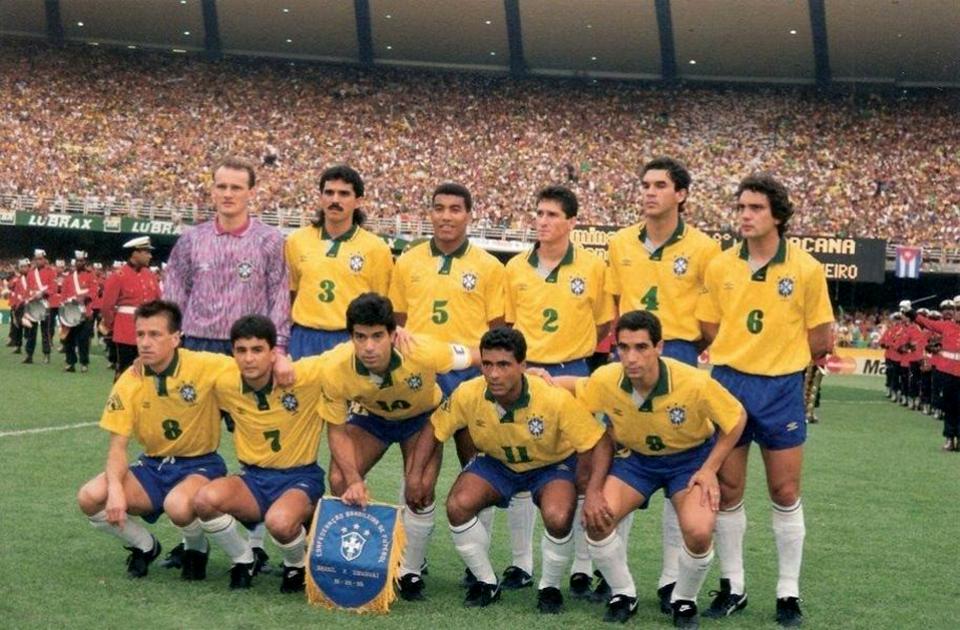 brasil 93 uruguay