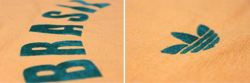 brasil adidas details