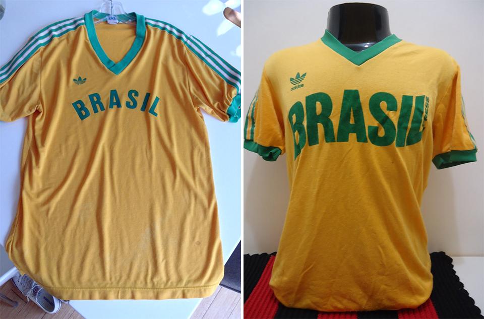 adidas brazil shirt