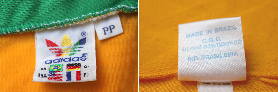 brasil adidas tags
